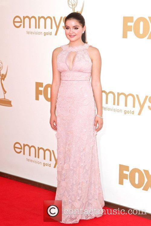 Ariel Winter and Emmy Awards 4