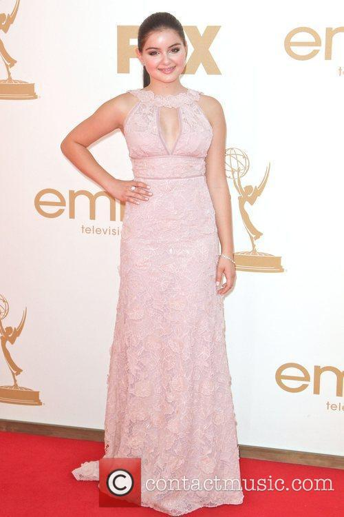 Ariel Winter and Emmy Awards 5