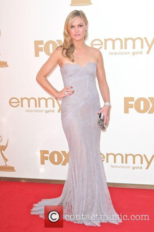 Julia Styles,  at the 63rd Primetime Emmy...