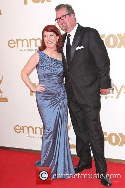 Kate Flannery and Emmy Awards 3