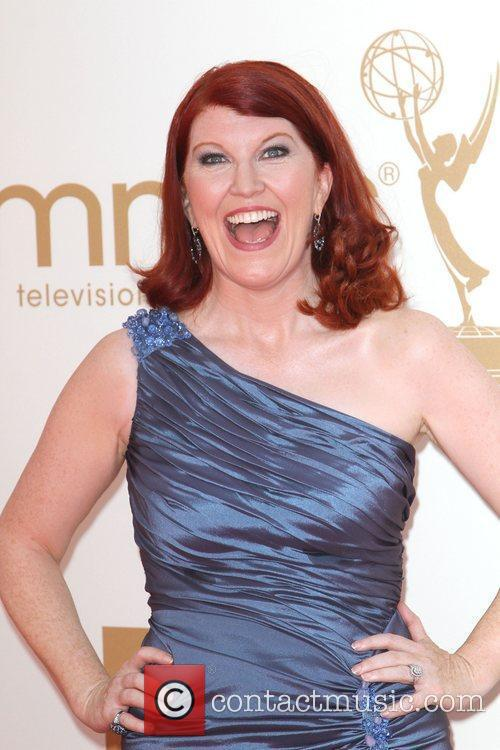 Kate Flannery and Emmy Awards 2