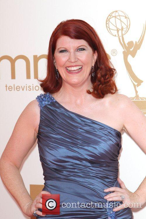 Kate Flannery and Emmy Awards 4
