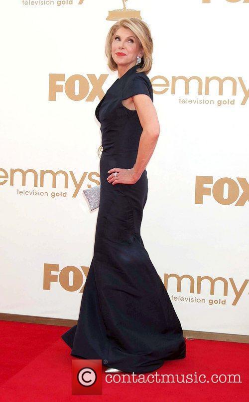 Christine Baranski,  at the 63rd Primetime Emmy...