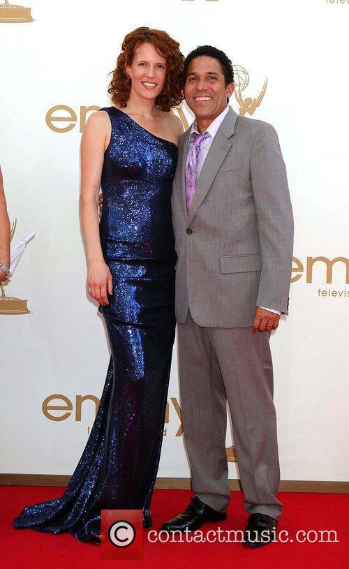Oscar Nunez and Emmy Awards 3