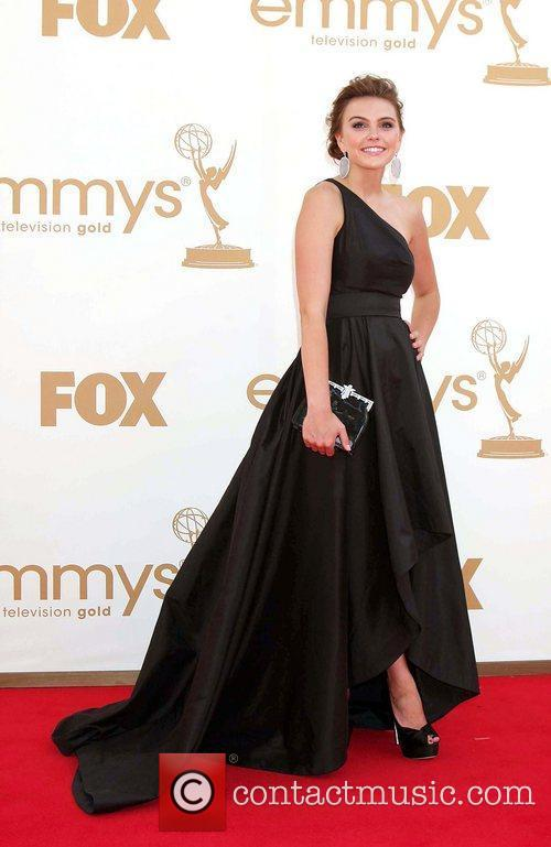 Aimee Teegarden and Emmy Awards 5