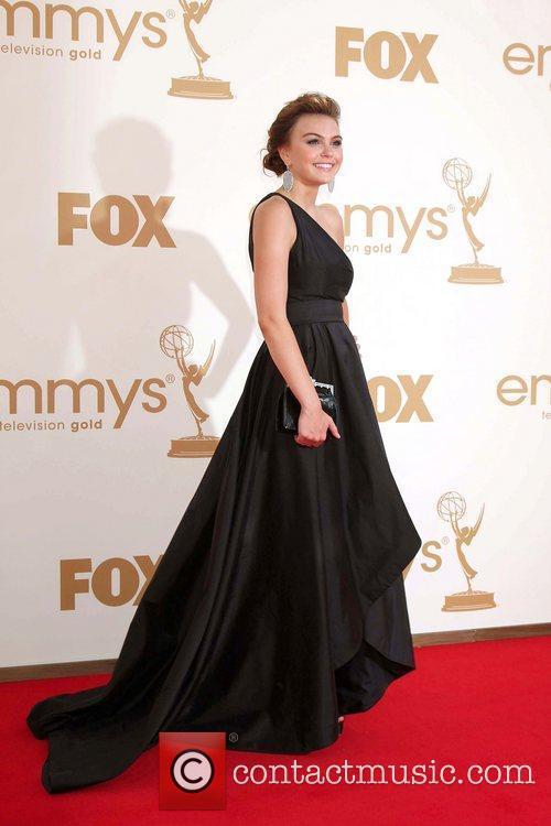 Aimee Teegarden and Emmy Awards 7