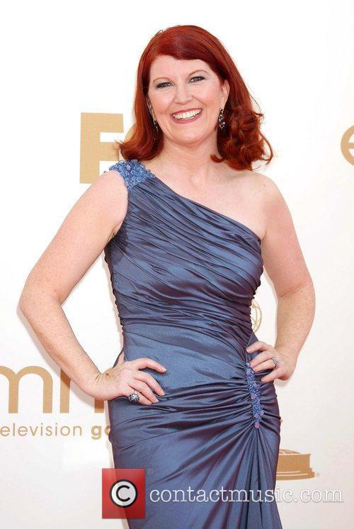 Kate Flannery and Emmy Awards 5