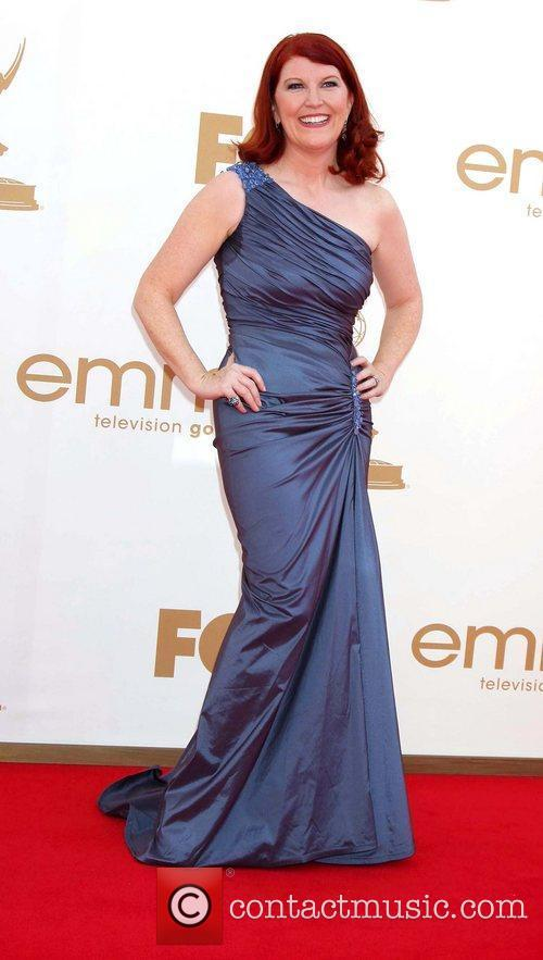 Kate Flannery and Emmy Awards 6