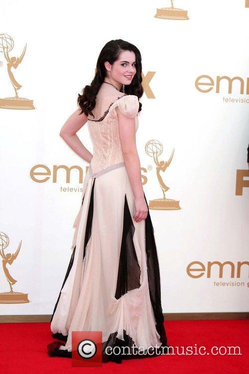 Vanessa Marano and Emmy Awards 3