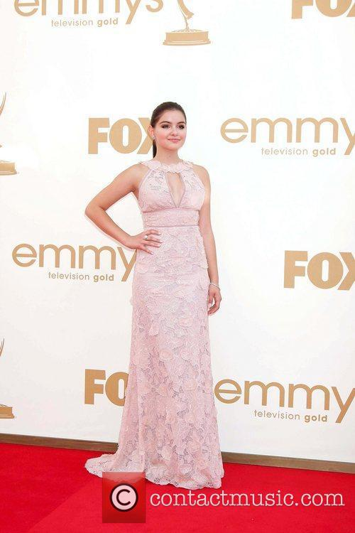 Ariel Winter and Emmy Awards 1