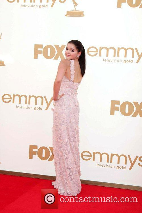 Ariel Winter and Emmy Awards 7