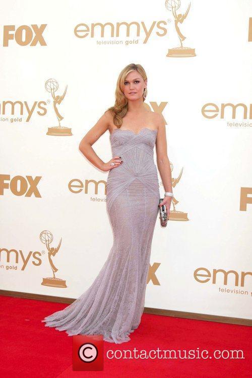Julia Stiles,  at the 63rd Primetime Emmy...