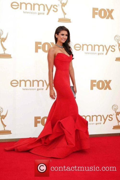 Nina Dobrev and Emmy Awards 2