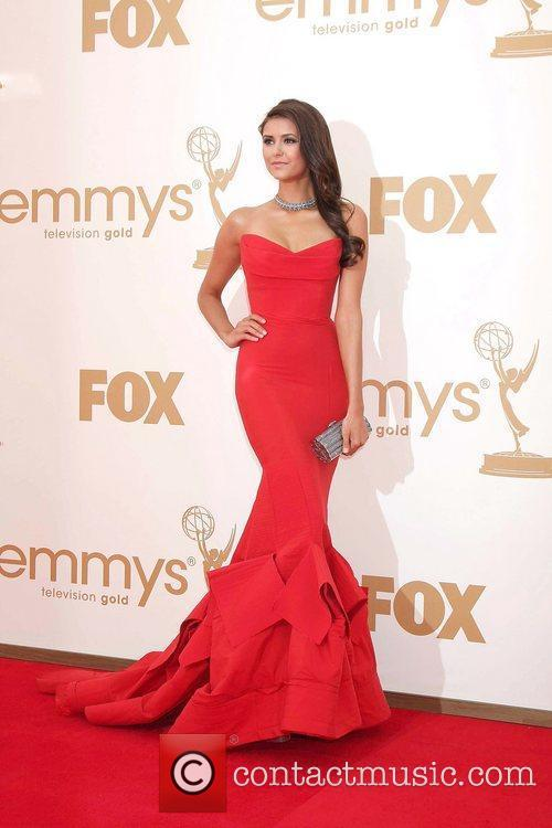 Nina Dobrev and Emmy Awards 4