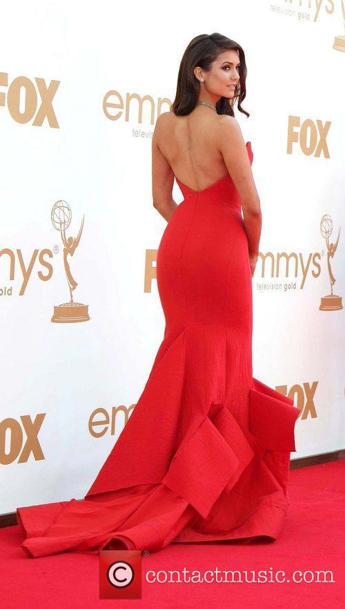 Nina Dobrev and Emmy Awards 3