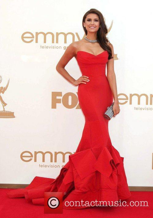 Nina Dobrev and Emmy Awards 5
