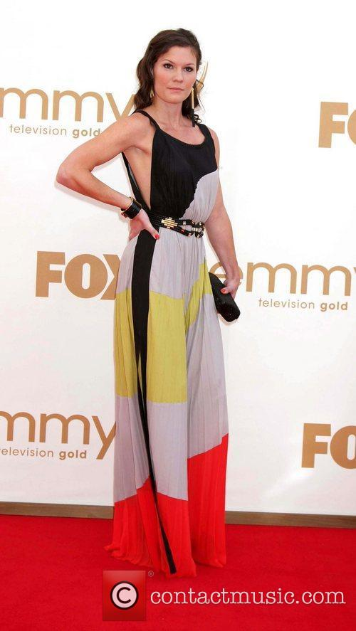 Bonnie Bentley,  at the 63rd Primetime Emmy...