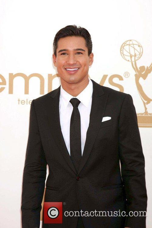 Mario Lopez and Emmy Awards 1