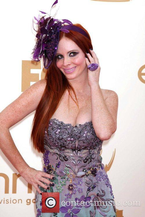 Phoebe Price and Emmy Awards 7