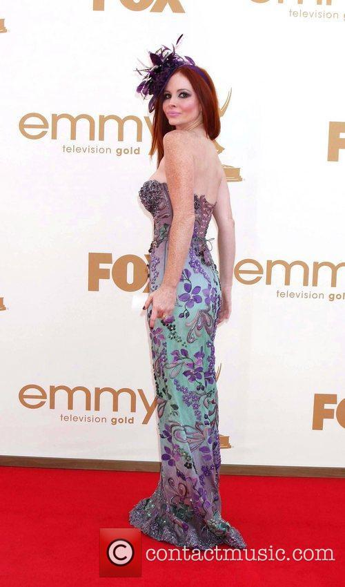 Phoebe Price and Emmy Awards 1