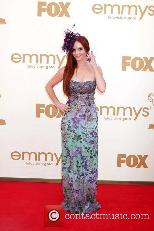 Phoebe Price and Emmy Awards 8