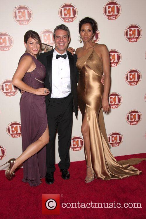 Gail Simmons, Andy Cohen, Padma Lakshmi  15th...