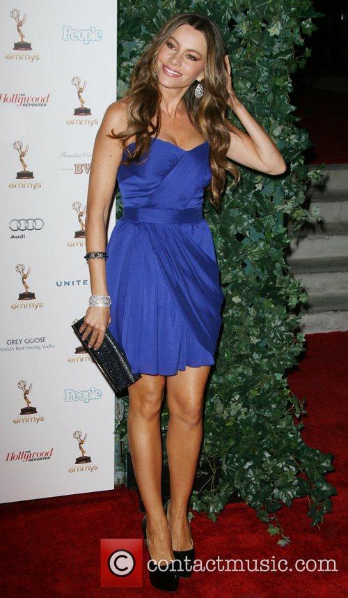 Sofia Vergara and Emmy Awards 9