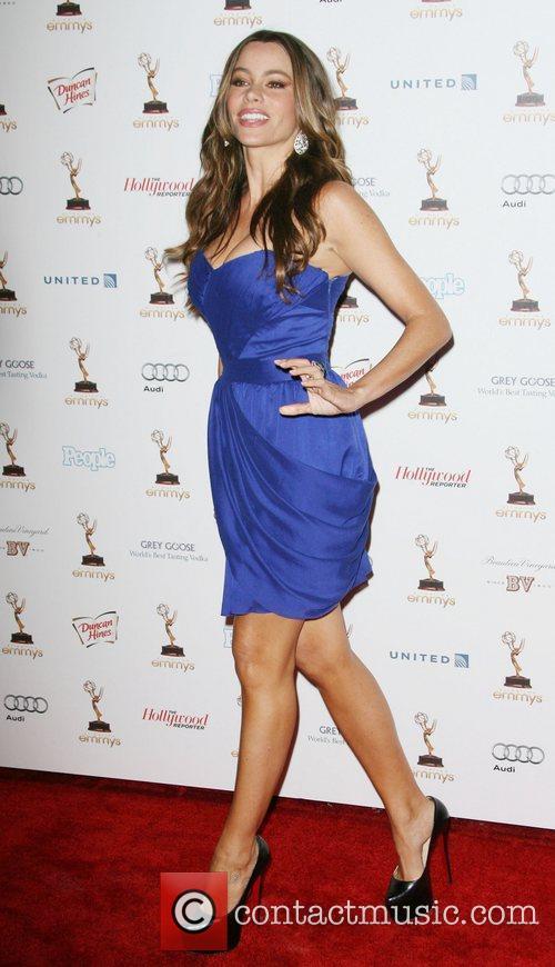 Sofia Vergara and Emmy Awards 6