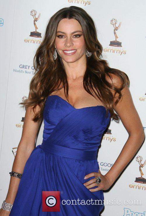 Sofia Vergara and Emmy Awards 2