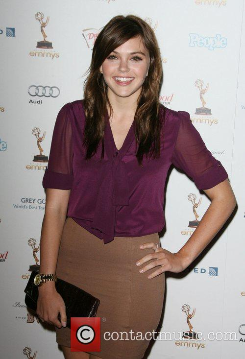 Aimee Teegarden and Emmy Awards 4