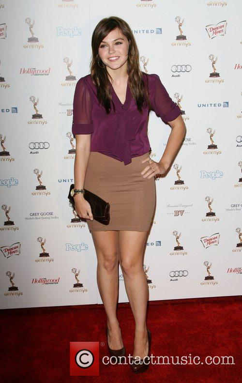 Aimee Teegarden and Emmy Awards 5