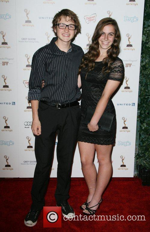 Angus T. Jones and Emmy Awards 3
