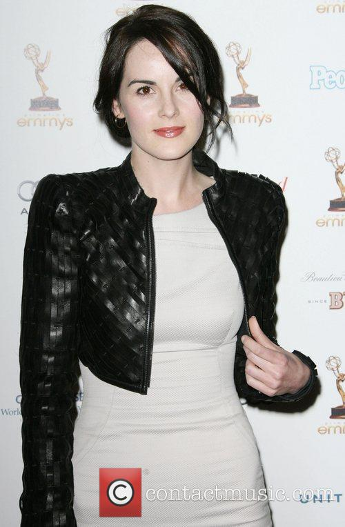 Michelle Dockery and Emmy Awards 4