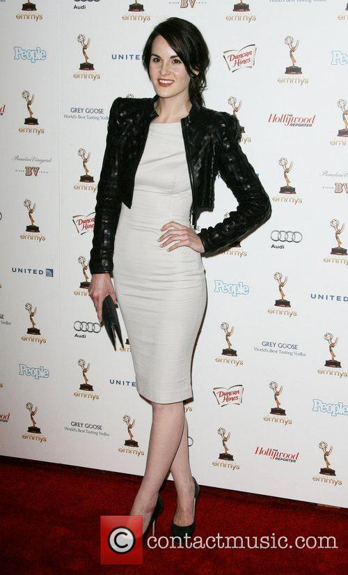 Michelle Dockery and Emmy Awards 2