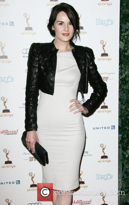 Michelle Dockery and Emmy Awards 5