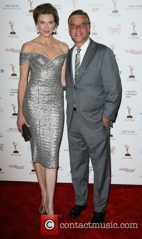 Brenda Strong, Aaron Sorkin and Emmy Awards 2