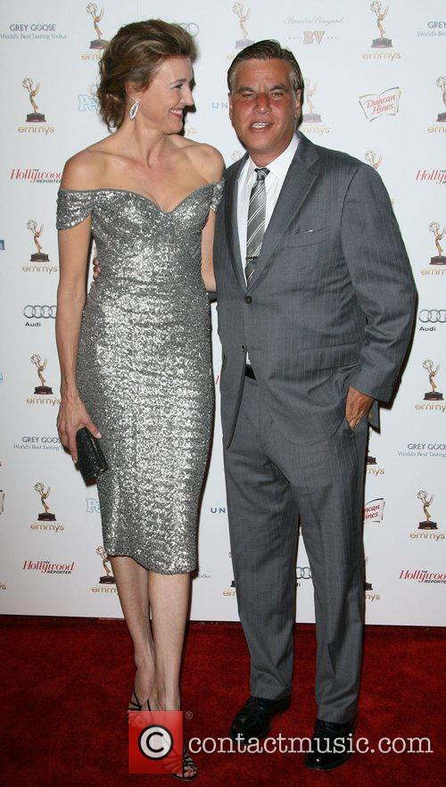 Brenda Strong, Aaron Sorkin and Emmy Awards 1