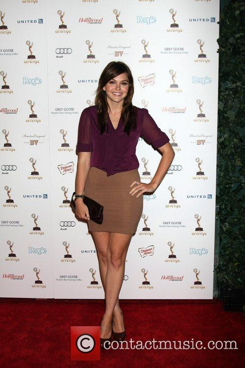Aimee Teegarden and Emmy Awards 8