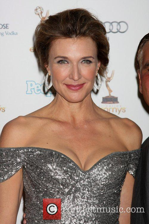 Brenda Strong and Emmy Awards 10
