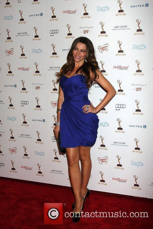 Sofia Vergara and Emmy Awards 11