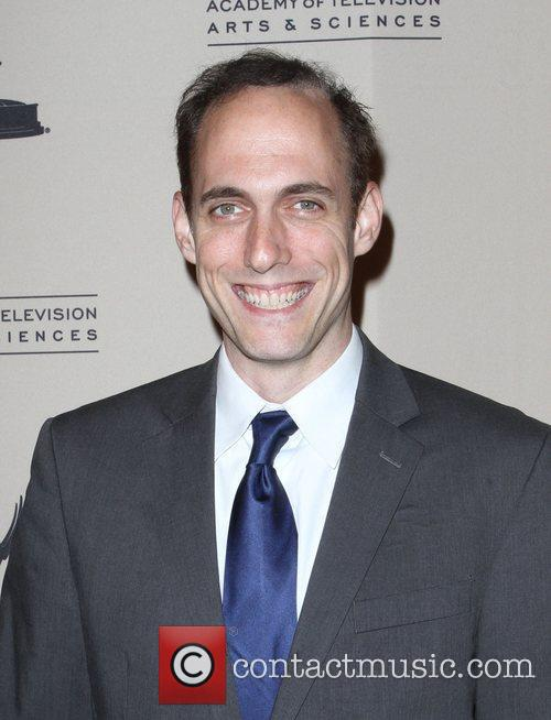 Andrew Secunda 63rd Primetime Emmy Writers Nominee Reception...