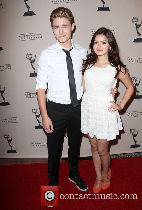 Callan Mcauliffe and Ariel Winter 3