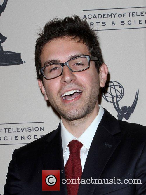 David Angelo 63rd Primetime Emmy Writers Nominee Reception...