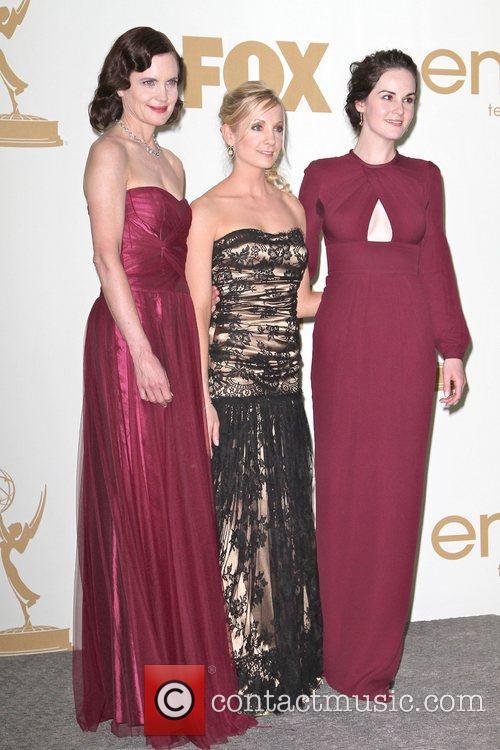 Elizabeth Mcgovern, Joanne Froggatt and Emmy Awards 5