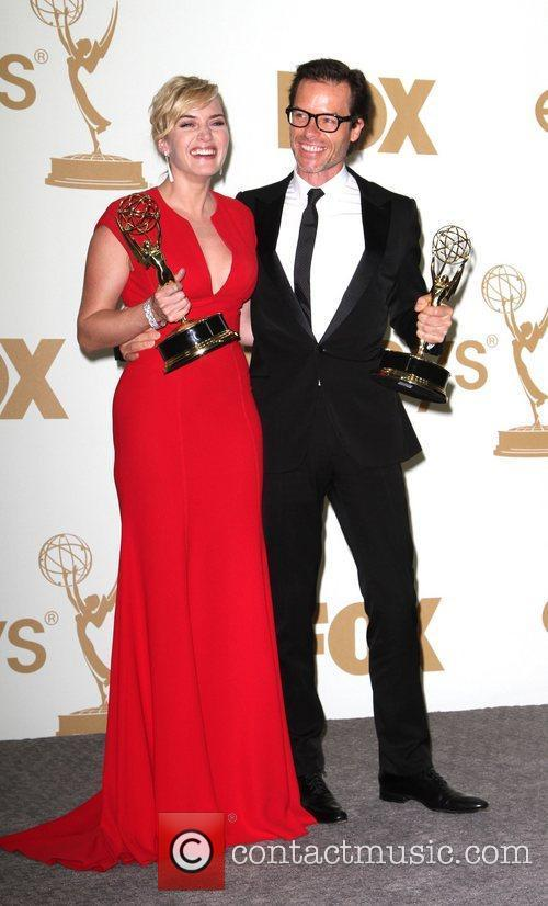 Kate Winslet, Guy Pearce and Emmy Awards 6