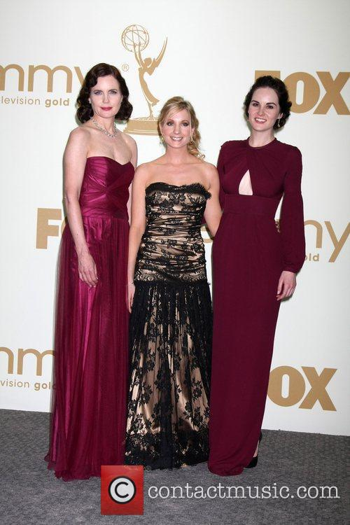 Elizabeth Mcgovern, Joanne Froggatt and Emmy Awards 2