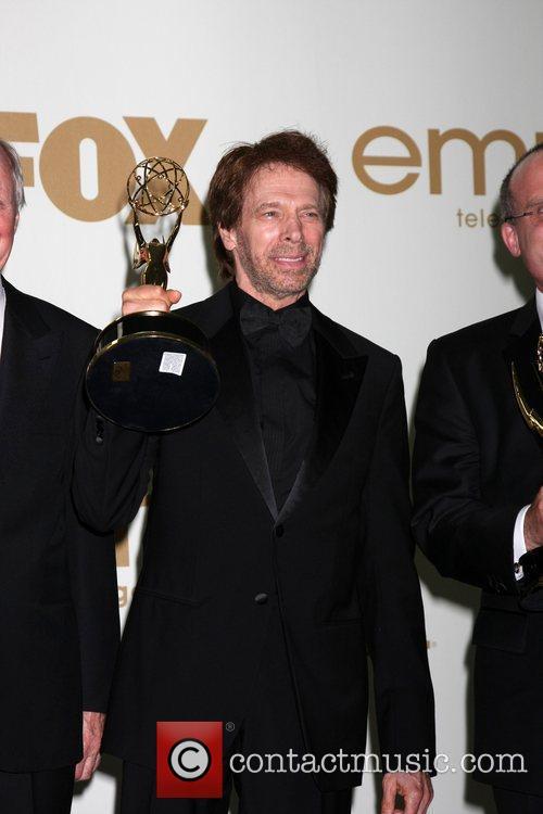 Jerry Bruckheimer  The 63rd Primetime Emmy Awards...