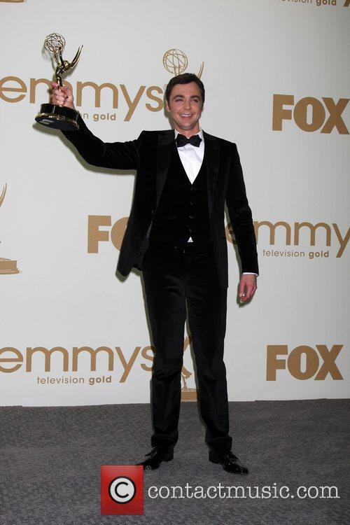 Jim Parsons The 63rd Primetime Emmy Awards held...