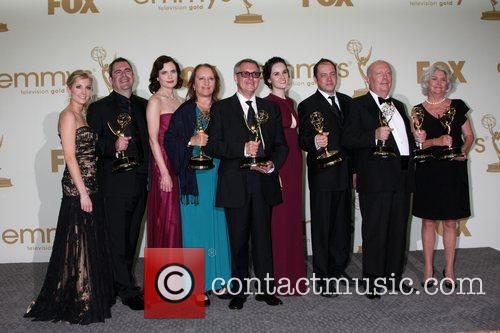 Joanne Froggatt, Julian Fellowes and Emmy Awards 2