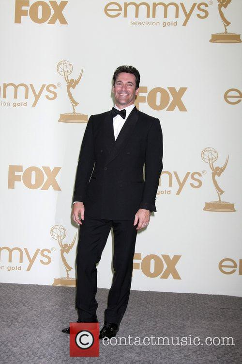 Jon Hamm and Emmy Awards 2